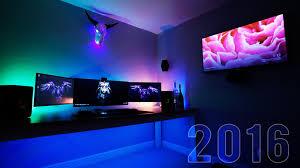 marzbar u0027s ultimate gaming setup 2016 youtube
