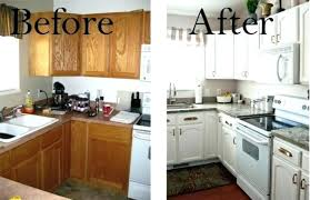 ideas to update kitchen cabinets cheap kitchen cabinet ideas moeslah co