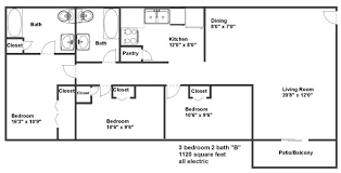 2 Bedroom House Plans In 1000 Sq Ft Awesome 3 Bedroom House Plans Under 1000 Sq Ft Pictures