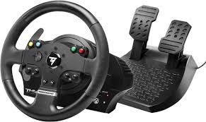 amazon com thrustmaster tmx force feedback racing wheel for xbox
