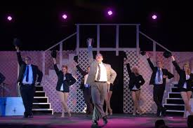 Summer Garden Theatre - review catch me if you can at annapolis summer garden theatre
