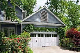 Garage Styles by Amarr Classica Carriage House Garage Doors On Trac Garage Doors
