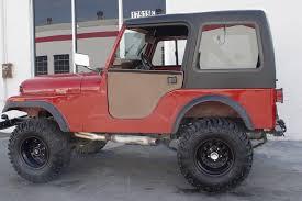 cj8 jeep our cj5 jeep story