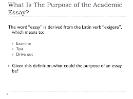 Draft Of An Essay Example Academic English Writing Skills ESL Student Academy for English Language Learners