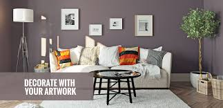 art to decorate your home how to decorate your home with your own artwork