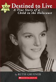 true origin of thanksgiving destined to live a true story of a child in the holocaust by ruth