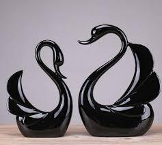 wedding gift ornaments black crafts modern home decorations wedding gifts ornaments