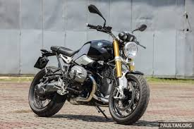 bmw motorrad r nine t 2017 bmw motorrad r ninet to get two models