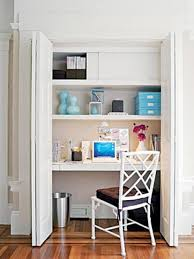 Small Bedroom Closet Design Modern Small Closet For Study Room With White Wooden Floating