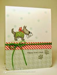 Xmas Designs For Cards 81 Best Dog Christmas Cards Images On Pinterest Christmas Cards
