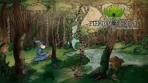 eternal forest tale of the blue wizard angellist