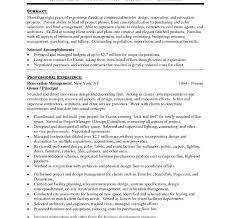 sle designer resume interior designsume exles australia sles junior pdf format