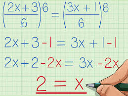 how to solve rational equations steps with pictures wikihow simple dc motor how to