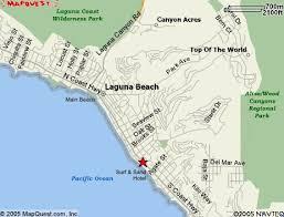 california map laguna lang photography and laguna california