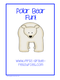 polar bear theme teaching ideas lesson plans printables and