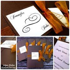Wedding Invitations And Thank You Cards Playing With Paper Scrapbooks Cards U0026 Diy Fall Wedding