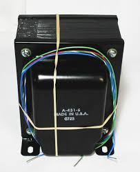 a431s triode usa output transformer for dynaco 4300 ohm 60w 120w