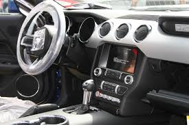 mustang shaker sound system all 2015 mustang arrives at prestige ford randall reed s