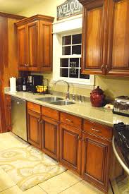 Jacksons Kitchen Cabinet by Cherry Kitchen Cabinets Horst Cabinet Works