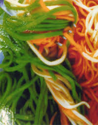 membuat mie dari wortel mie sehat mie pelangi mie organik mie warna warni mie instan