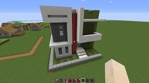 membuat rumah di minecraft minecraft hebringer rumah modern command block 1 10