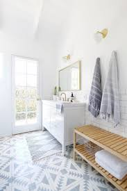 patterned tile bathroom trending 8 patterned tiles that will make you swoon