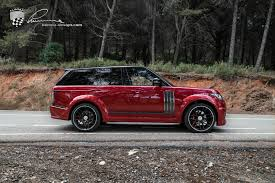 matte red range rover lumma finishing price list clr r
