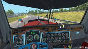 w900 kenworth truck kenworth w900 truck mod ats 1 2 ats mods