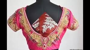 dailymotion blouse saree blouse designs 2016 dailymotion