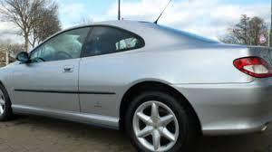 peugeot 406 coupe black peugeot 406 coupé 3 0 24v v6 207pk nette auto climate control