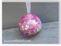 diy resin glitter for garden or indoors make something monday