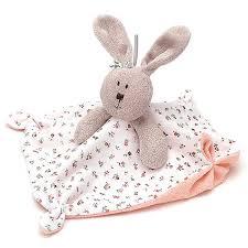 Bunny Comforter Baby Comforters Pink Bunny Baby Comforter Rabbit Becky U0026 Lolo