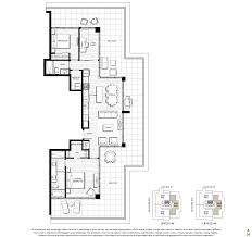 triomphe residence floorplans