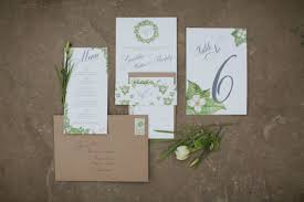 ivory buds wedding stationery perfect for a winter wedding