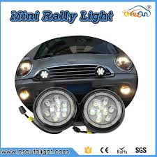 Position Light Daytime Running Light Fog Lights For Mini Cooper Mini Cars 12v