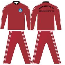 desain kaos sekolah seragam olahraga jahit seragam sekolah batik olah raga dan