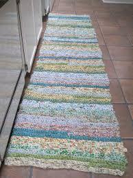 Rag Rug Directions Best 25 Crochet Rag Rugs Ideas On Pinterest Diy Crochet Rag Rug