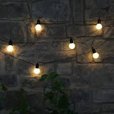White Patio Lights by 23 Fantastic Festoon Patio Lights Pixelmari Com