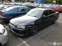 nissan r34 black nissan skyline r34 sedan 20 october 2012 autogespot