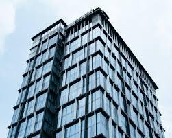 bureau ville la grand images gratuites architecture ciel fenêtre verre la