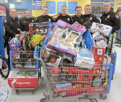 the windham eagle local law enforcement make the season bright