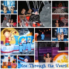 dallas fort worth family holiday traditions ice at the gaylord