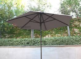 Sun Garden Easy Sun Parasol Replacement Canopy by Amazon Com 9ft Umbrella Replacement Canopy 6 Ribs In Taupe