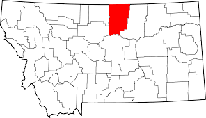Maps Of Montana File Map Of Montana Highlighting Blaine County Svg Wikimedia Commons