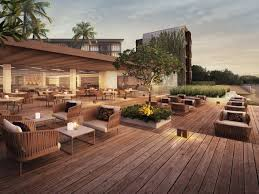 why to choose teak furniture for a restaurant