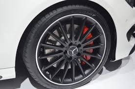 mercedes amg black rims if anyone is looking to buy 45 amg matte black rims fit cla250