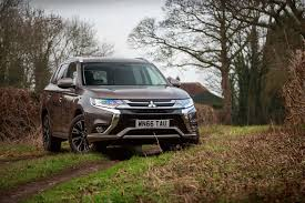 mitsubishi outlander off road mitsubishi outlander phev gx3h my16 granite brown ph 29