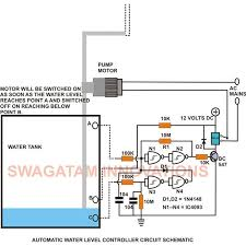 how to build an electronic water level controller a simple