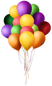 bunch of balloons bunch of balloons png clip best web clipart