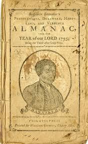 benjamin banneker u0027s almanac published in 1795 part of the